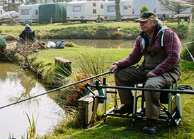 Course Fishing Wirral